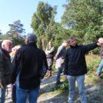Geslaagde bijeenkomst Jeneverbesbrigades in Westerbork